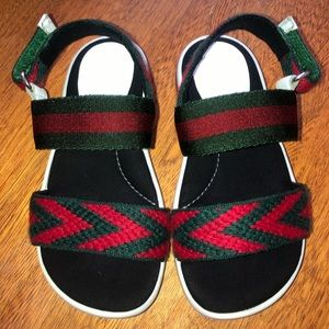Unisex Toddler Gucci Sandals